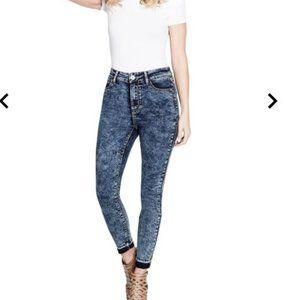 Guess Janae Skinny Jeans High Waist 29